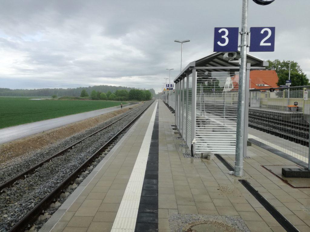 ABS38 Abschnitt Altmühldorf - Tüßling