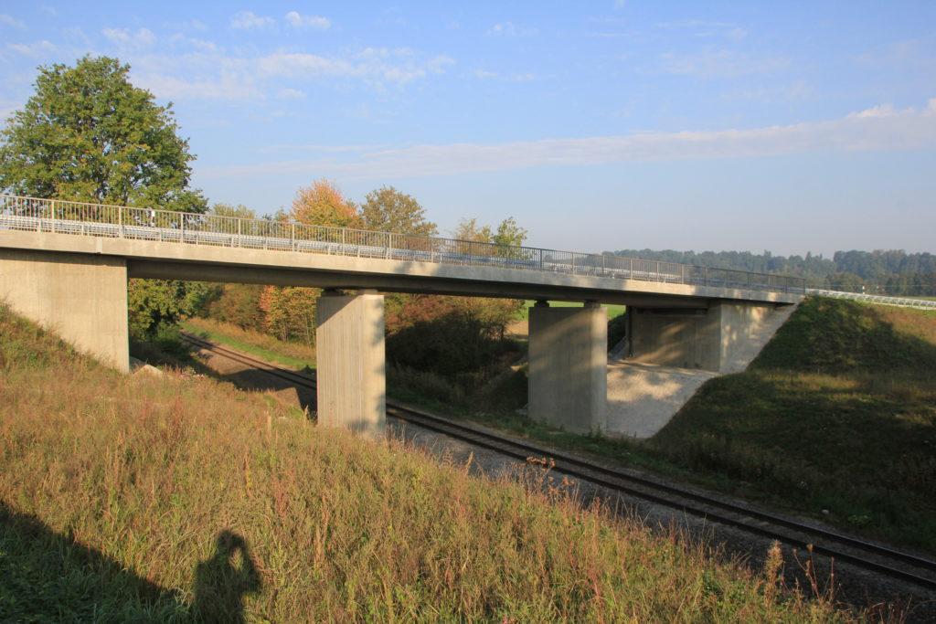 Neubau Straßenüberführungen Strecke 5600
