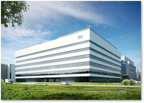 Neubau Laboratorx&Office Complex